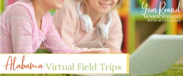 alabama virtual field trips, virtual field trips alabama, virtual field trips in alabama