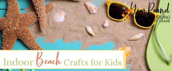 indoor beach crafts for kids, beach crafts for kids, kids beach crafts, beach crafts kids