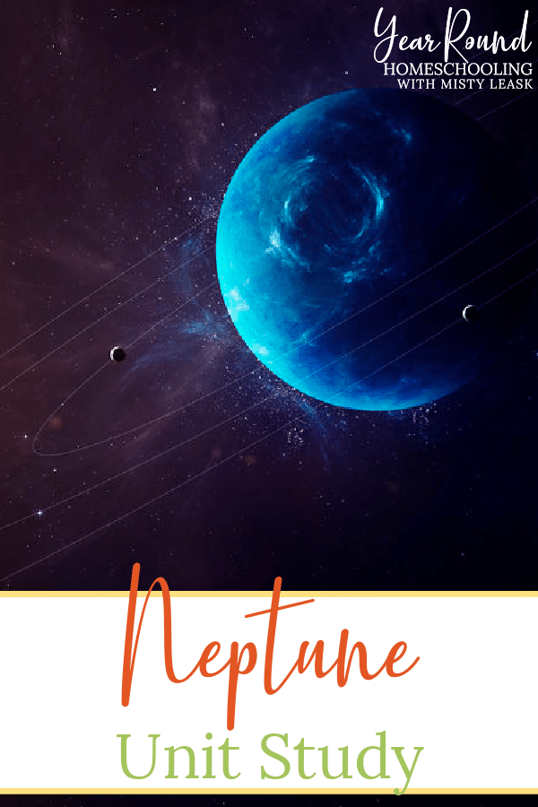 neptune unit study, neptune unit, neptune study