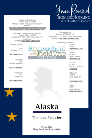 Digital Alaska Field Trip Guide