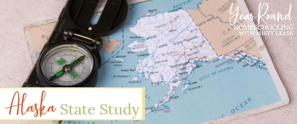 alaska state study, state study alaska, alaska unit, alaska study, study of alaska