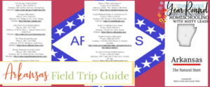 arkansas field trip guide, field trip guide arkansas