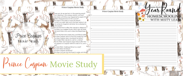 prince caspian movie study, movie study prince caspian, narnia movie study, movie study narnia, the chronicles of narnia movie study, movie study the chronicles of narnia
