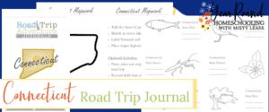 connecticut road trip journal, connecticut journal, road trip journal connecticut