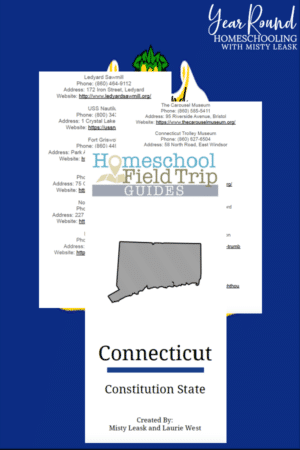 Digital Connecticut Field Trip Guide