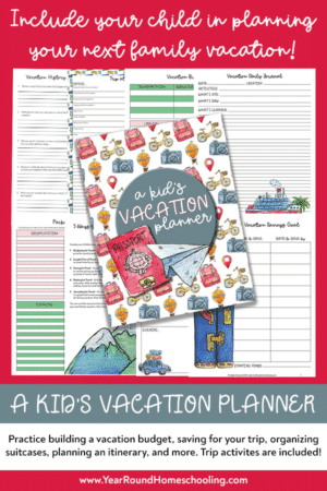 Kids Vacation Planner