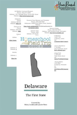 Digital Delaware Field Trip Guide