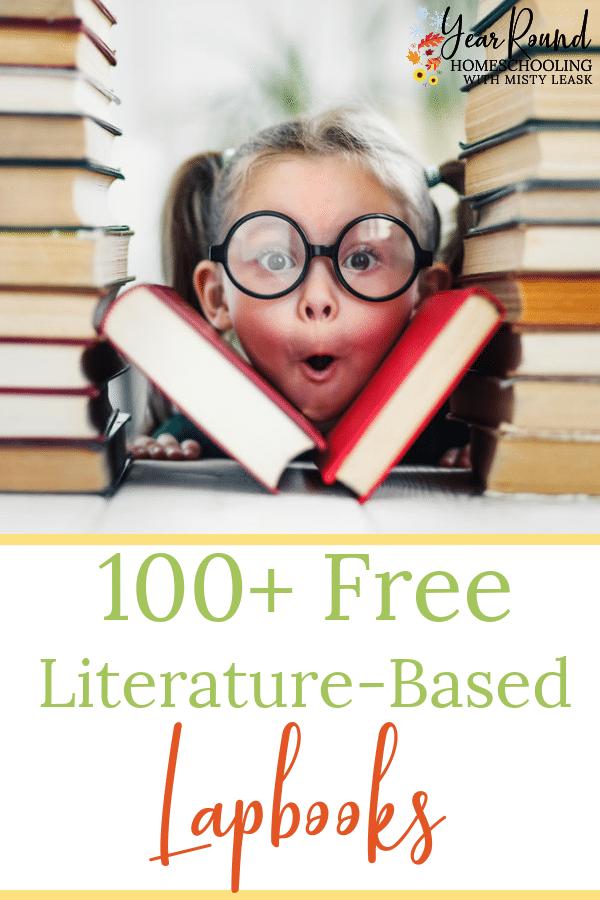 free literature-based lapbooks, free literature based lapbooks, free literature lapbooks, lapbooks literature, literature lapbooks, literature lapbooks free