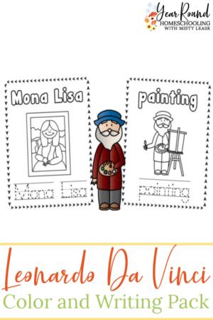 Da Vinci Color and Write Pack