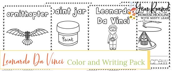 leonardo da vinci color, leonardo da vinci coloring, leonardo da vinci write, leonardo da vinci color and write, da vinci color, da vinci coloring, da vinci write
