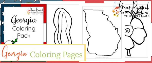 georgia coloring pages, coloring pages georgia, georgia coloring, coloring georgia, georgia state coloring pages, coloring pages georgia state