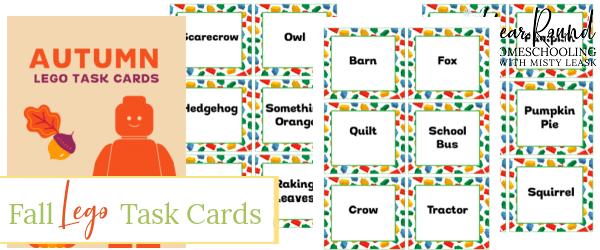 fall lego task cards, lego task cards fall, autumn lego task cards, lego task cards autumn, lego task cards, lego cards, fall lego cards, autumn lego cards