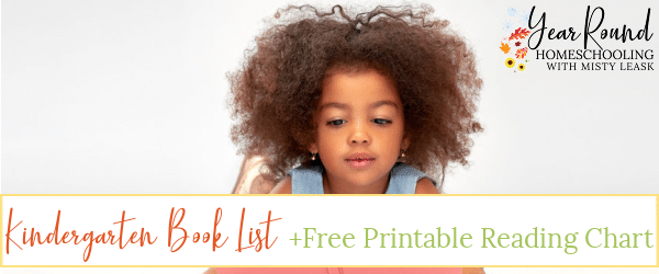 kindergartners book list, book list for kindergartners, kindergarten book list, book list for kindergarten